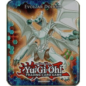Collector's Tins 2012: Evolzar Dolkka Tin - Anglais