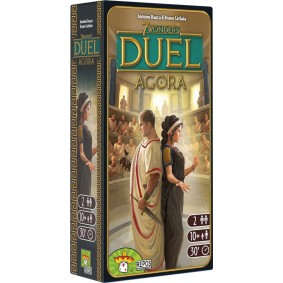 7 Wonders Duel - Agora (Ext)
