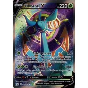 Sinistrail V - Full Art Ultra Rare 187/202 EB01 Epée et Bouclier Epees et Bouclier 4 : Voltage Eclatant EB04