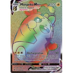 Morpeko VMAX - Secret Rare 204/202 EB01 Epée et Bouclier Epees et Bouclier 4 : Voltage Eclatant EB04