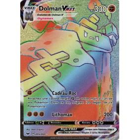 Dolman VMAX - Secret Rare 205/202 EB01 Epée et Bouclier Epees et Bouclier 4 : Voltage Eclatant EB04