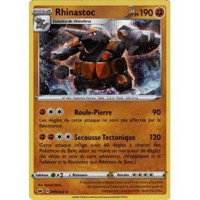 Rhinastoc - Holo Rare 99/202 EB01 Epée et Bouclier Epees et Bouclier 4 : Voltage Eclatant EB04