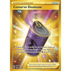 Conserve Douteuse - Secret Rare 80/73 EB3. Epée et Bouclier 3.5 : La Voie du Maître Epees et Bouclier 3.5 : La Voie du Maitre EB