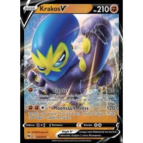 Krakos V - Ultra Rare 32/73...