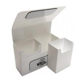 Monster Double Deck Box - White