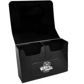 Monster Double Deck Box - Black