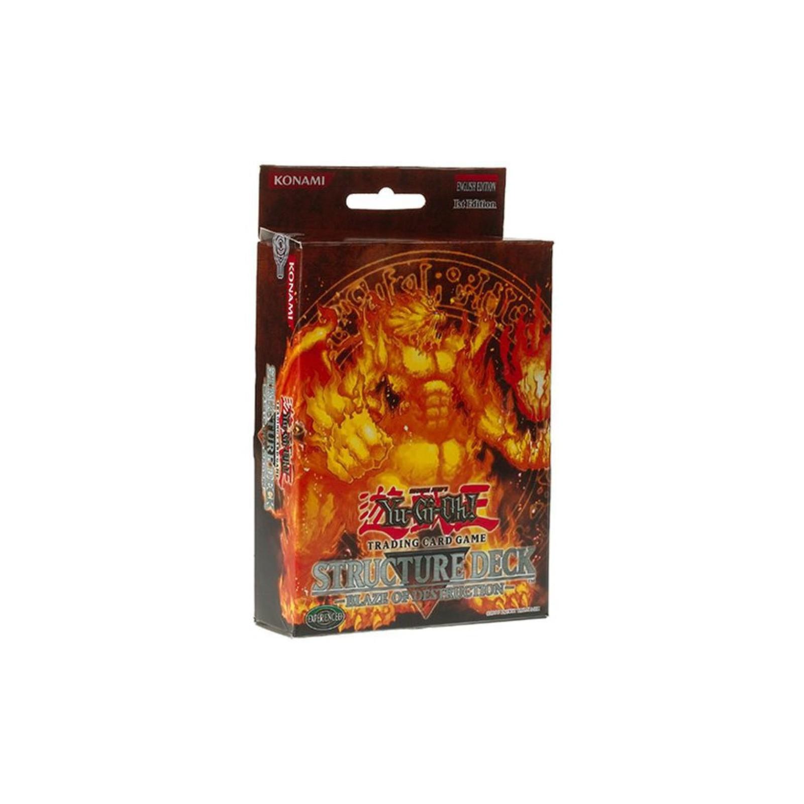 *US Print SEALED* Yu-Gi-Oh! - Structure Deck - Blaze Of Destruction - 1st Edition