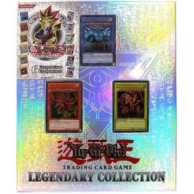*US PRINT SEALED* Yu-Gi-Oh! - Legendary Collection 1 : Portfolio/Binder Edition