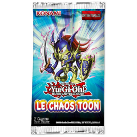 Yu-Gi-Oh! - Booster - Le Chaos Toon - FR - Unlimited/Réédition