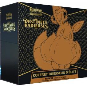 Pokémon - Coffret Dresseur d'Elite - Destinées Radieuses [EB4.5] - Évoli V-Max - FR