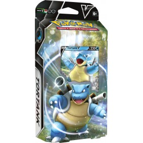 Pokémon - Deck de Combat V - Tortank - FR
