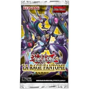 Yu-Gi-Oh! - Booster - La Rage Fantôme - FR