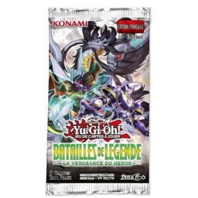 Yu-Gi-Oh! - Booster - Batailles de Légende : La Vengeance du Héros - FR
