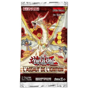 Yu-Gi-Oh! - Booster - L'Assaut de l'Ignition - FR