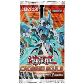 *US Print SEALED* Yu-Gi-Oh! - Booster - Crossed Souls - Unlimited