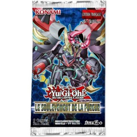 Yu-Gi-Oh! - Booster - Le Soulèvement De La Fureur - FR