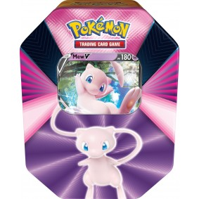 Pokemon - Pokebox Février 2021 - Mew V - FR