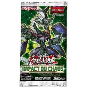 Yu-Gi-Oh! - Booster - Impact du Chaos - FR
