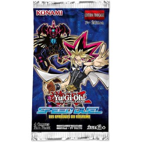 Yu-Gi-Oh! - Booster Speed Duel - Les Épreuves du Royaume - FR