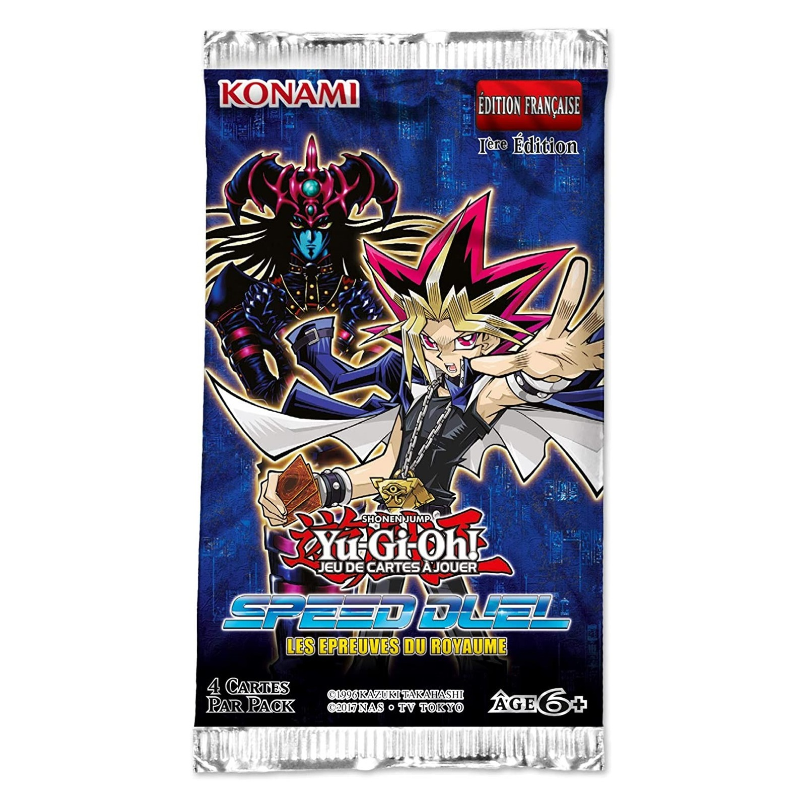 Yu-Gi-Oh! - Booster Speed Duel - Les Épreuves du Royaume - FR