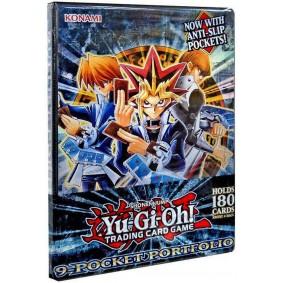 Yu-Gi-Oh! - Portfolio 9 Cases - Générique Yugi - Kaiba - Joey - 2014