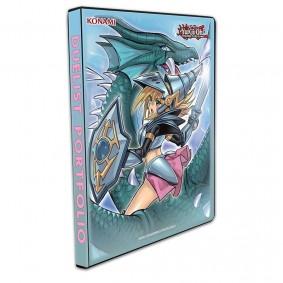 "Yu-Gi-Oh! - Portfolio 9 Cases - ""Dark Magician Girl the Dragon Knight"""