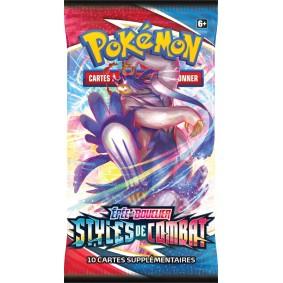 Pokémon - Booster - Épée et Bouclier : Style de Combat [EB05] - FR