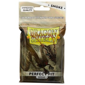 Dragon Shield Standard Perfect Fit - Smoke (100)