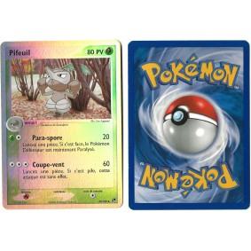 Pifeuil 49/100 EX Tempête de Sable Reverse  Français Voir Scan Pokémon - EX Tempête de sable