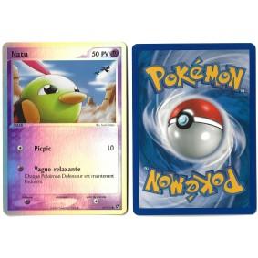 Natu (2) 69/100 EX Tempête de Sable Reverse  Français Voir Scan Pokémon - EX Tempête de sable