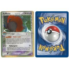 Rafflesia 17/110 EX Fantômes Holon Holo  Français Voir Scan Pokémon - EX Fantômes Holon