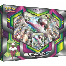 Pokémon - Coffret - Sucreine GX - FR