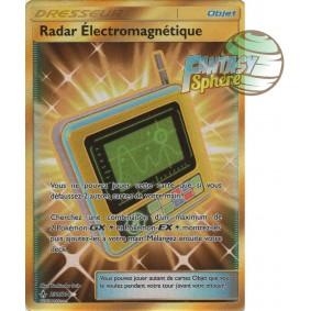 Radar Électromagnétique - Secret Rare 230/214 - Soleil et Lune 10 Alliance Infaillible Soleil et Lune 10 Alliance Infaillible