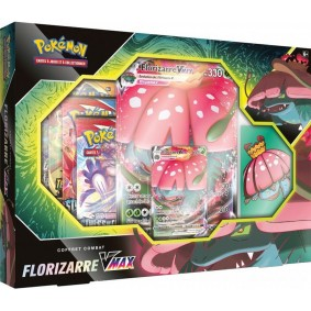 Pokémon - Coffret Combat - Florizarre V-MAX - FR