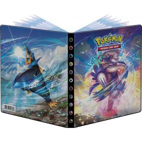Portfolio 4 Cases pour 80 Cartes - Pokemon - EB05 Style de Combat Shifours Mille Poing VMax