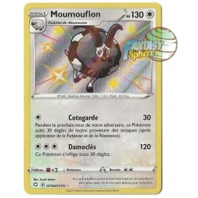 Moumouflon - Shiny SV104/SV122 - Epee et Bouclier Destinées Radieuses