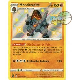 Monthracite - Shiny SV069/SV122 - Epee et Bouclier Destinées Radieuses