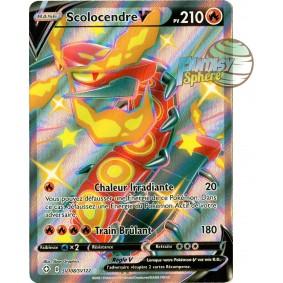 Scolocendre V - Full Art Ultra Rare SV108/SV122 - Epee et Bouclier Destinées Radieuses