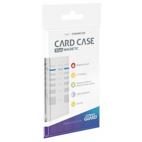 Ultimate Guard - Magnetic Card Case 55PT Anti-UV (X1)