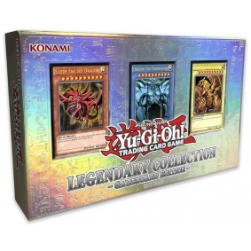 *US PRINT SEALED* Yu-Gi-Oh! - Legendary Collection 1 : Gameboard Edition