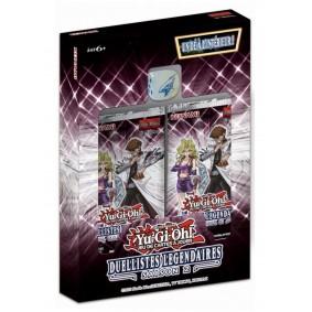 Yu-Gi-Oh! - Coffret - Duellistes Légendaires Saison 2 - FR
