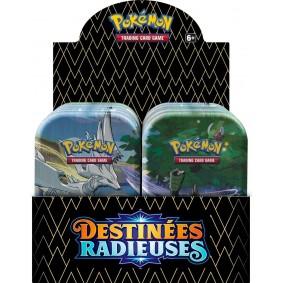 Pokémon - Mini-Tin Pokébox - Destinées Radieuses [EB4.5] - FR