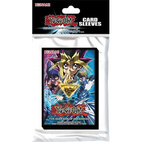 "Yu-Gi-Oh! Protèges Cartes ""The Dark Side of Dimensions"" (50ct)"
