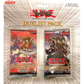 *US Print SEALED* Yu-Gi-Oh! - Special Edition - Duelist Pack : Jaden Yuki & Chazz Princeton - BLISTER PACK