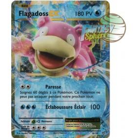 Flagadoss EX - Ultra Rare 26/108 - XY 12 Évolutions