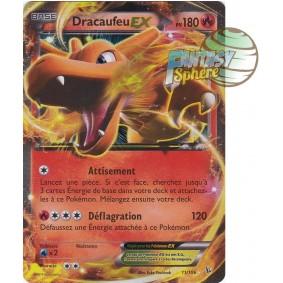Dracaufeu-EX - Ultra Rare 11/106 - XY 2 Étincelles