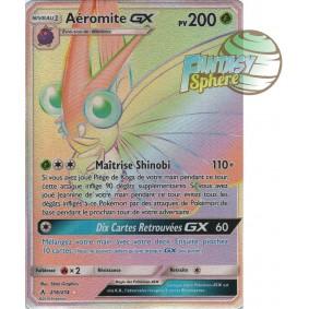 Aéromite GX - Secret Rare 216/214 - Soleil et Lune 10 Alliance Infaillible
