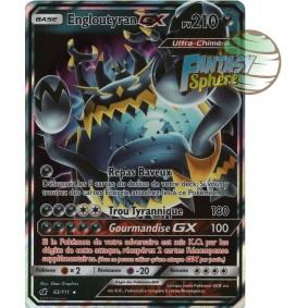 Engloutyran GX - Ultra Rare 63/111 - Soleil et Lune 4 Invasion Carmin
