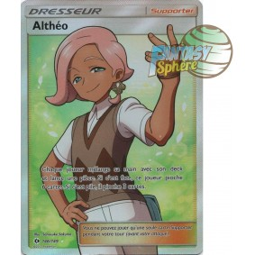 Althéo - Full Art Ultra Rare  146/149 - Soleil et Lune 1