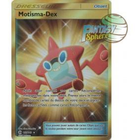 Motisma-Dex - Secret Rare 159/149 - Soleil et Lune 1